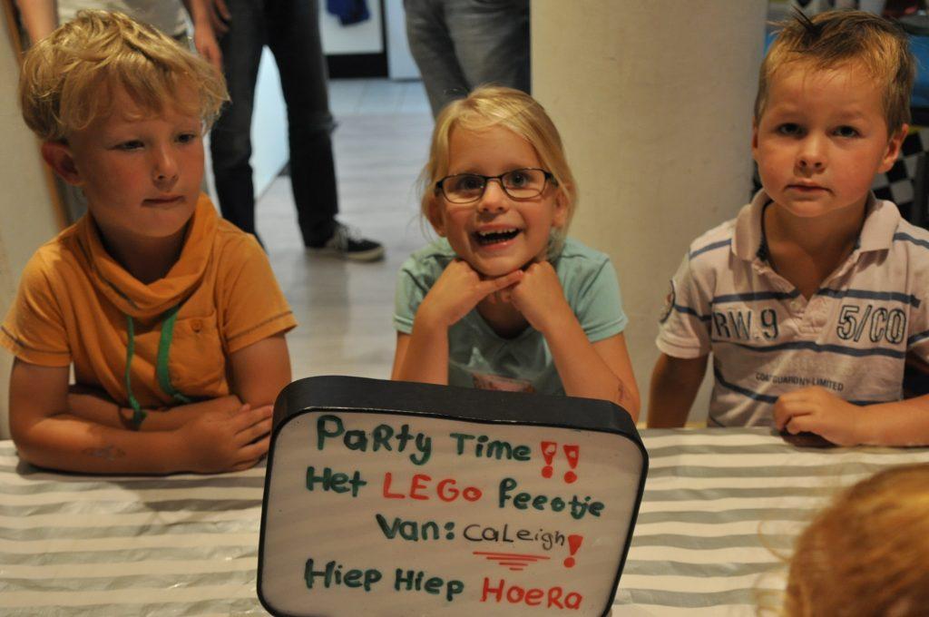 lego friends feest