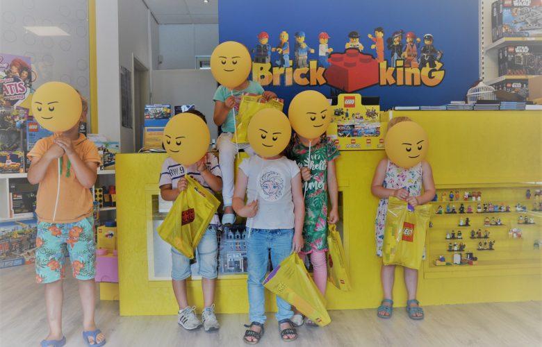 brick king legofeestje
