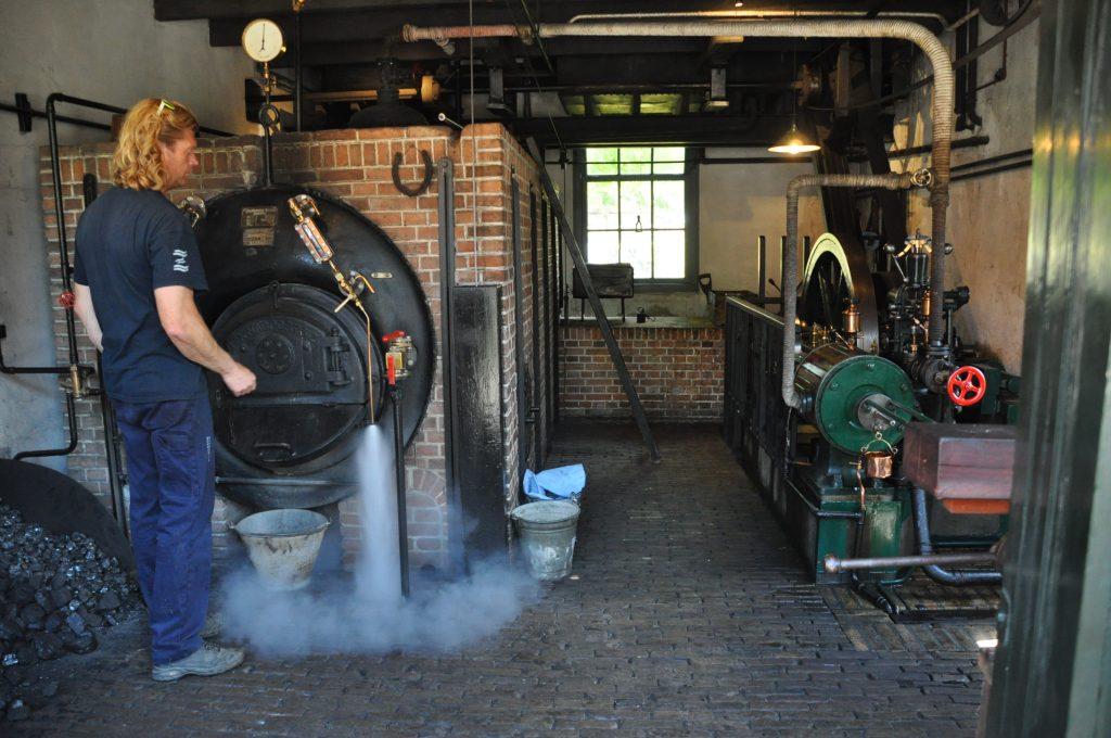 ervaring zuiderzeemuseum enkhuizen stoommachine