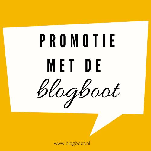 blogboot promotie