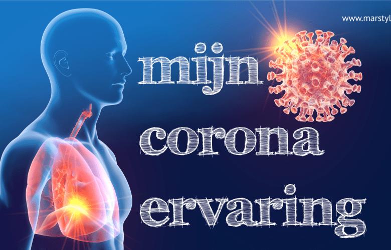 corona ervaring