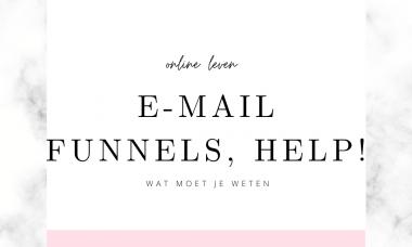 help e-mailfunnel