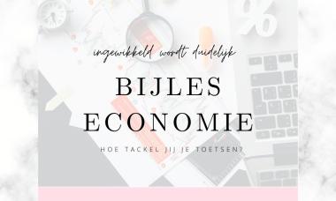 bijles economie